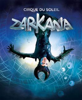 Yount recently completed an internship with Cirque du Soleil's 'Zarkana' production in Las Vegas.