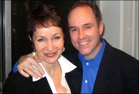 The Tony-winning writing team of composer Stephen Flaherty and lyricist Lynn Ahrens.