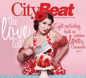 "CityBeat's ""Love List"" issue is on newsstands now."