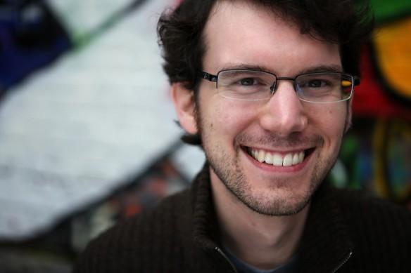 CCM alumnus Andrew Hungerford.