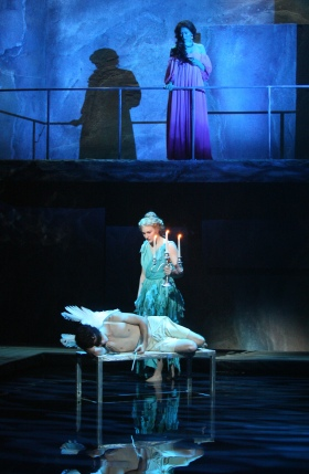 CCM's presents ' Metamorphoses' Feb. 5 (preview) - 9, 2014. Photography by Mark Lyons.