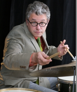 Guest artist Matt Wilson and his Arts and Crafts Ensemble join CCM's Jazz Ensembles in concert on Sunday, Feb. 9.