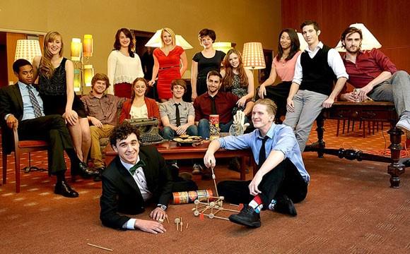 CCM's Class of 2014 in Drama.