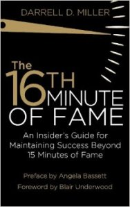 Miller's new book, 'The 16th Minute of Fame.'