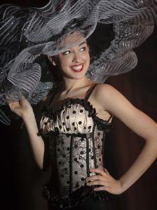 Current CCM Musical Theatre major Brianna Barnes as Louise.