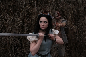 Something wicked this way comes... as CCM presents 'Living Dead in Denmark' April 17-19, 2014! Photography by Una Lin.