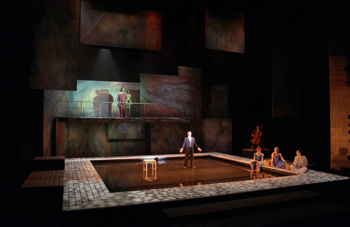 'Metamorphoses,' from CCM's acclaimed 2013-14 Mainstage Series.