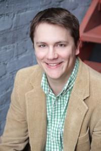 CCM alumnus Adam Wagner.