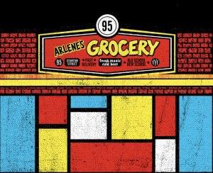Arlene's grocery, NYC.