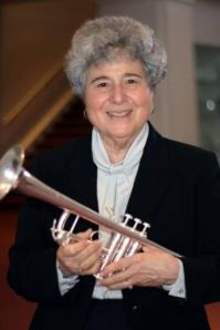 CCM alumna Marie Speziale (BM, 1964).