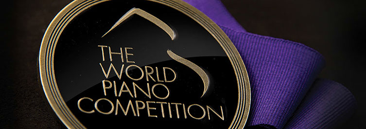 Cincinnati World Piano Competition gold medal.