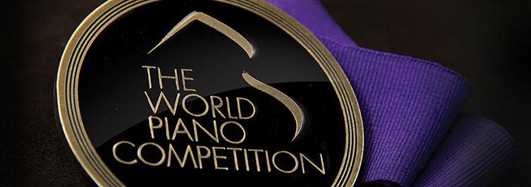 Cincinnati World Piano Competition gold medal.