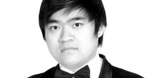 2014 World Piano Competition Gold Medalist Moye Chen.