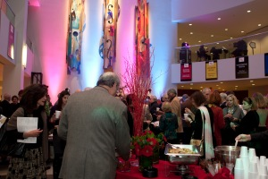 CCM's annual Moveable Feast gala event.