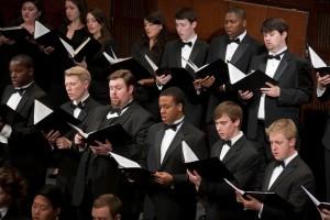 CCM's Chamber Choir.