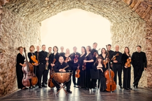 Guest artists the Academy of Ancient Music. Photo copyright Marco Borggreve.