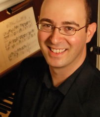 CCM faculty artist Michael Unger.