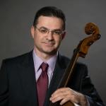 CSO principal cellist Ilya Finkelshteyn.