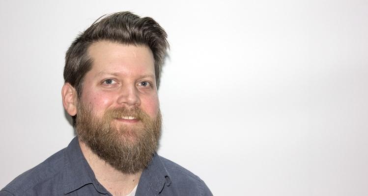 CCM E-Media alumnus Brad Schnittger.