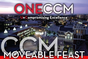 CCM's Moveable Feast benefit event returns on Friday, Jan. 23, 2015.