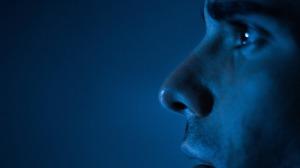 CCM Drama major Bartley Booz in the E-Media short film 'Solitude.'