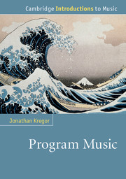 The cover to Jonathan Kregor's 'Program Music.'