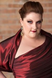 Soprano Tamara Wilson (BM Voice, 2004).