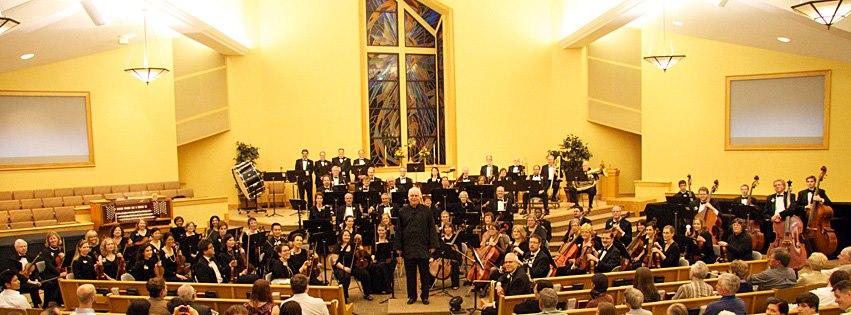 The Cincinnati Community Orchestra.