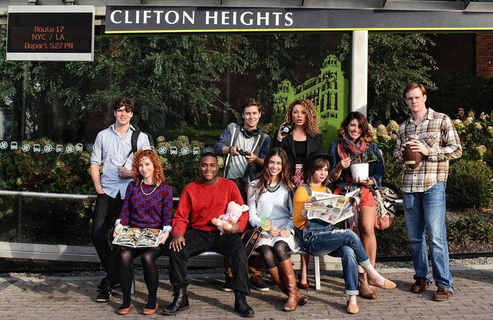 CCM's Class of 2015 in Drama.