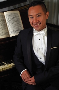 Aik Khai Pung, Assistant Professor of Music in Orchestral Conducting at CCM.