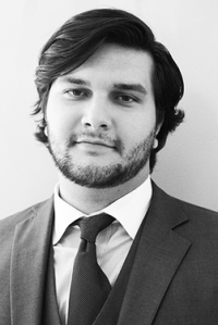 CCM graduate student Andrew Manea.