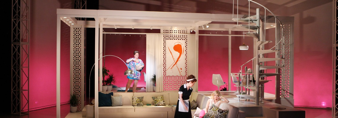 CCM presents COSÌ FAN TUTTE from April 9-12, 2015. Photography by Mark Lyons.