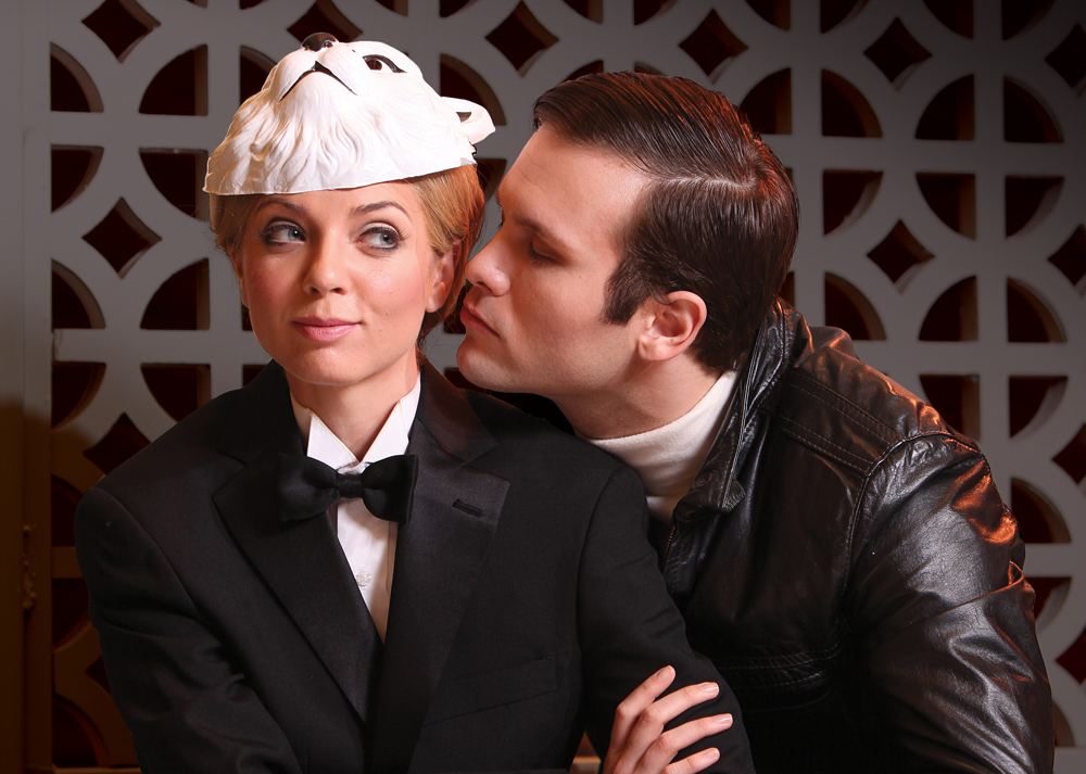 CCM presents Mozart's COSI FAN TUTTE, April 9 - 12, 2015. Photo by Mark Lyons.