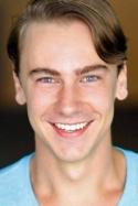 CCM Musical Theatre student Eric Geil.