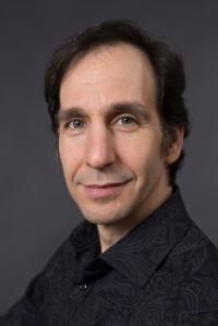 CCM Assistant Professor of Dance Andre Megerdichian.