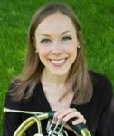 CCM student Natalie Douglass.