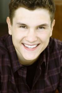 CCM Drama student Owen Alderson.