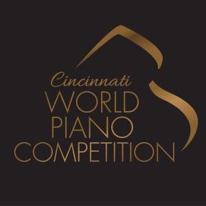 Logo for the Cincinnati World Piano Competition.