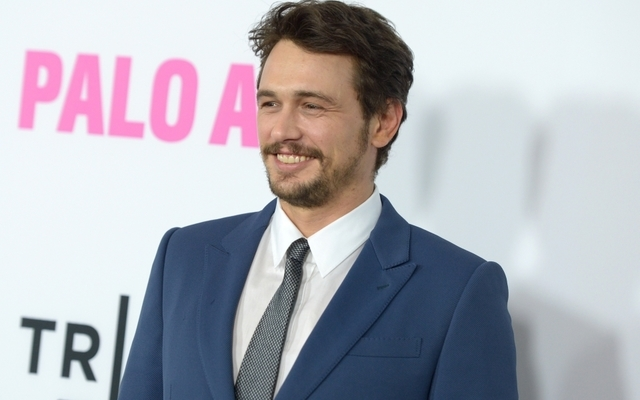 James Franco, co-producer of the new film 'Goat,' currently filming in Cincinnati.