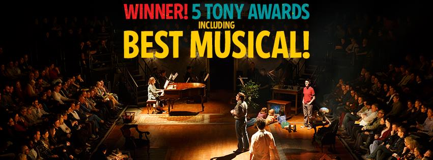 CCM alumnus Chris Fenwick scores Tony win with Broadway's FUN HOME.
