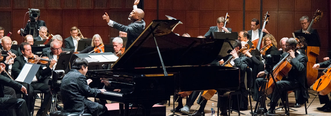 Cincinnati World Piano Competition 2014 Finals Concert with the CSO.