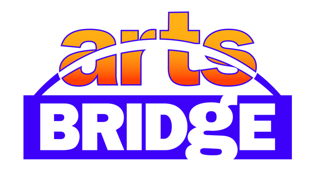 "The logo for CET's ""arts Bridge"" television program."