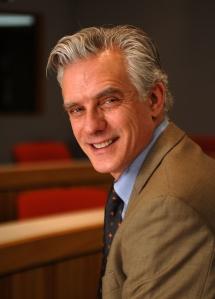 CCM Dean Peter Landgren.