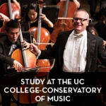 Study at the UC College-Conservatory of Music.