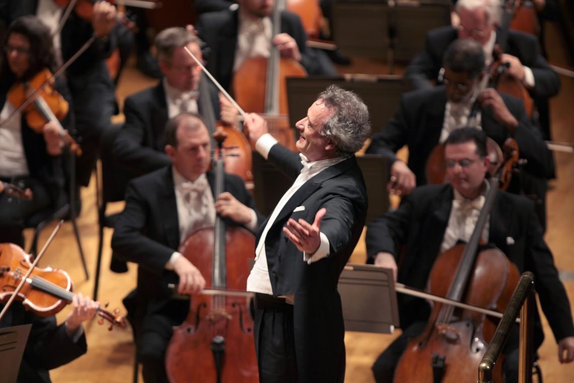 CSO music director Louis Langrée.