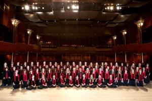 CCM ensemble-in-residence the Cincinnati Children's Choir.