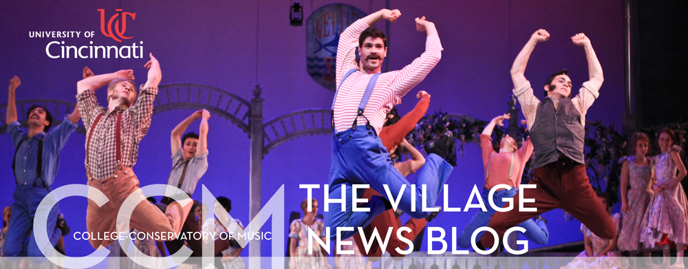 THE VILLAGE NEWS BLOG