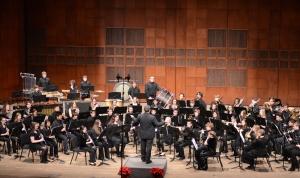 The Cincinnati Junior Youth Wind Ensemble.