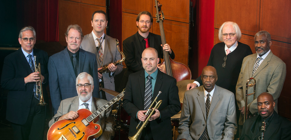 CCM's famed Faculty Jazztet.