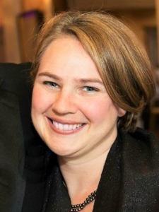 Rebecca Bromels, incoming Assistant Professor of Arts Administration at CCM.